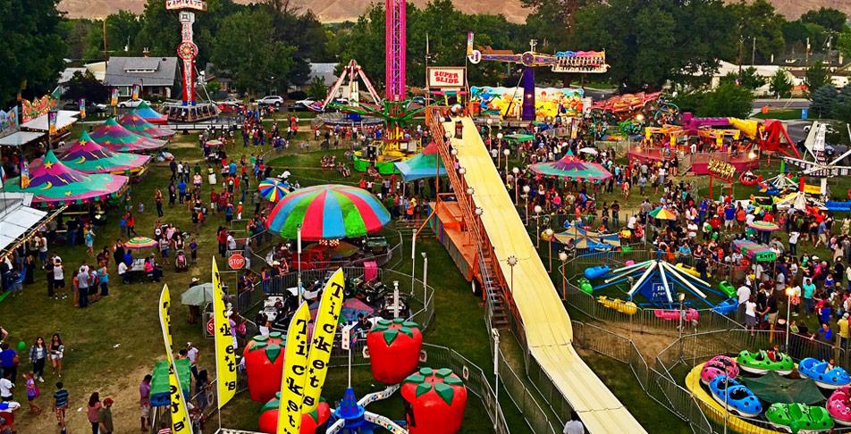 Rainier Amusements (Portland, OR) - Carnivals & Fairs in the Pacific